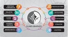 Claws Graphics Diseño Gráfico