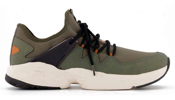 Zapatillas Fila Training Radiate Moda Original Verde Cuotas