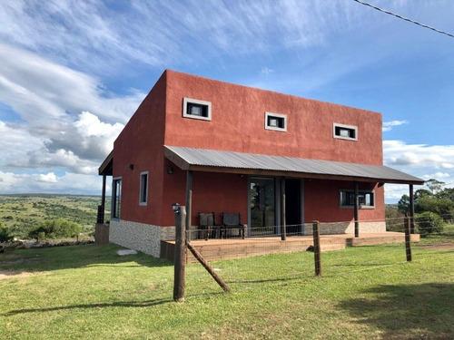 Alquiler Casa En Villa Serrana Con Piscina