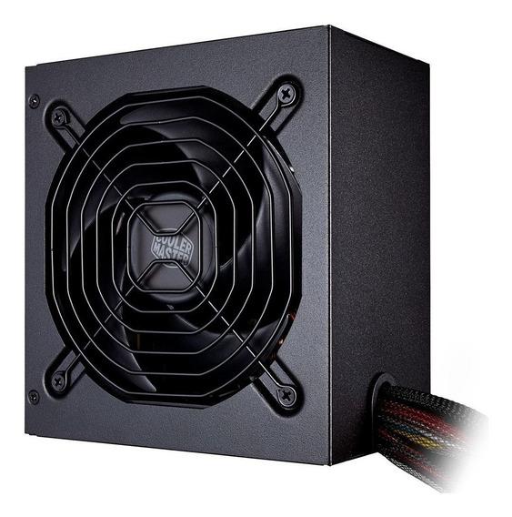 Fonte Atx 550w Cooler Master Mwe 80 Plus Bronze Mpx-5501