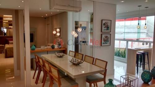 Apartamento À Venda No Bairro Baeta Neves Em São Bernardo - 4376