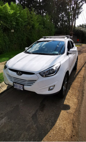 Hyundai Tucson 2014 2.0 Manual