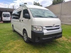 Toyota Hiace Combo 2014