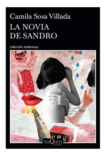 Libro La Novia De Sandro - Camila Sosa Villada