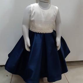 Vestido Festa Casamento Daminha 02 A 12 Anos Florista