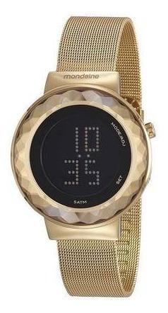 Relógio Mondaine Feminino 32006lpmvde1 Digital Slin