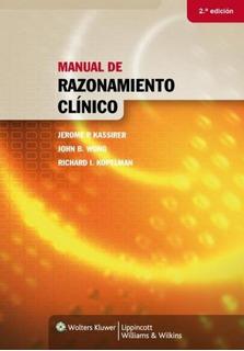 Kassirer Manual De Razonamiento Clínico ¡envío Gratis!