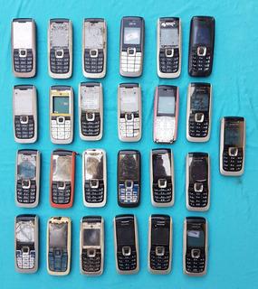 Lote Com 25 Celulares Nokia 2610 (leia A Descrição)