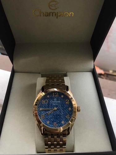 Relógio Champion Feminino Novo