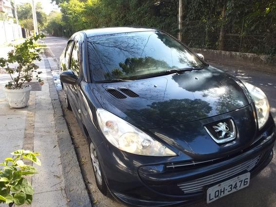 Peugeot 207 Passion 1.4 Xr Flex 4p 2011