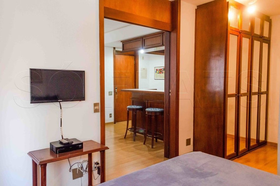 Apartamento Para Locação 2 Dorms 72m² Com 02 Dormitórios. - Sf25002