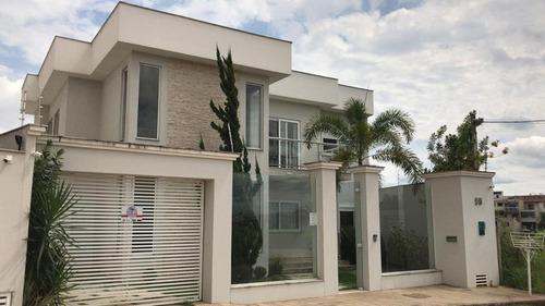 Casa Para Venda Em Volta Redonda, Jardim Provence, 4 Dormitórios, 2 Suítes, 5 Banheiros, 8 Vagas - 183_2-999114