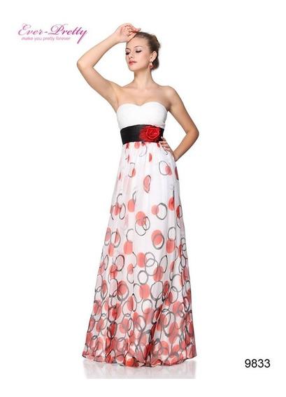 Vestidos De Fiesta- Egreso Ever Pretty Talle Xs (mod.3)
