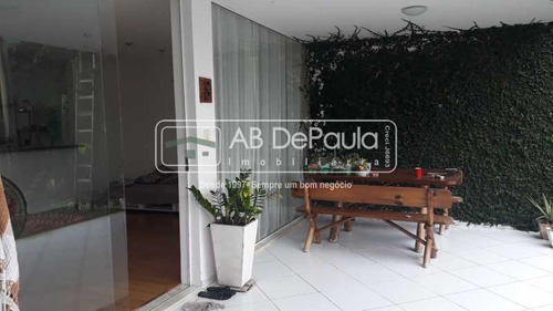 Casa De Rua-à Venda-jardim Sulacap-rio De Janeiro - Abca30125