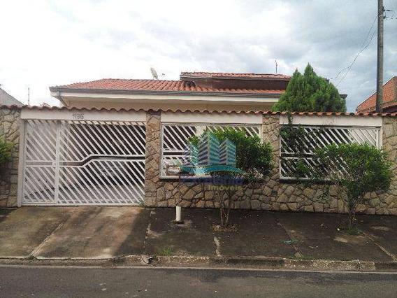 Casa Residencial À Venda, Jardim Amanda Ii, Hortolândia. - Ca0088