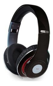 Fone De Ouvido Bluetooth Com Microfone Com Rádio Fm E Sd