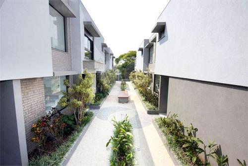 Casa Em Condomínio 3 Suítes Em Moema - 375-im399827