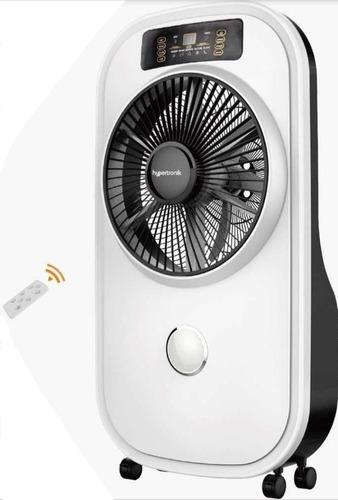 Ventilador Portátil Recargable Hypertronik Blanco 3 Veloc.