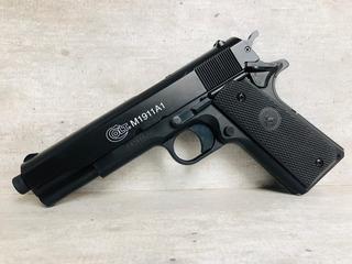 Promoción Colt1911 Lo Mas Vendido Airsoft Deporte + 100bbs