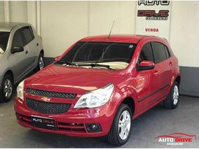 Chevrolet Agile 1.4 Mpfi Lt 8v Flex