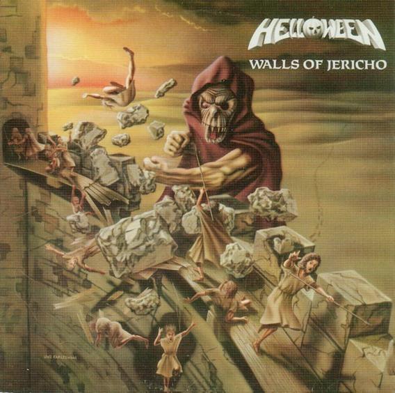 Helloween Walls Of Jericho 2 Cd Nuevo En Stock Original
