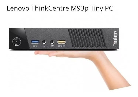 Mini Pc Lenovo M93p Core I5 4590 3.3ghz 3.7turbo 4gb 500gb