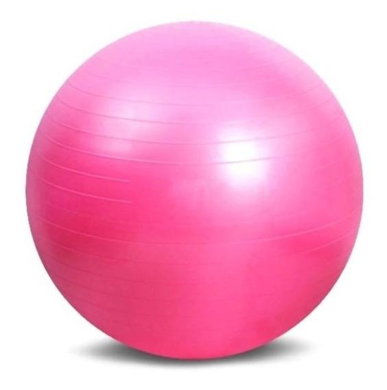 Pelota Yoga 75cm Pelota Pilates Ejercicio Crossfit Colores!!