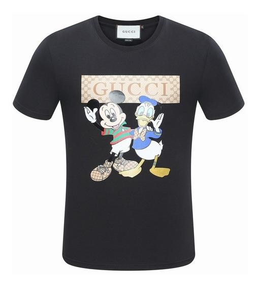 Camiseta Gucci Miky Lancamento Pronta Entrega