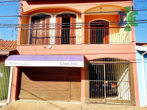 Sobrado Com 2 Dormitórios À Venda, 150 M² Por R$ 380.000 - São João - Jacareí/sp - So0073