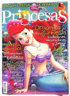 Revista Disney La Sirenita 3