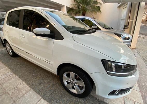 Volkswagen Fox Connect 2018 Imotion