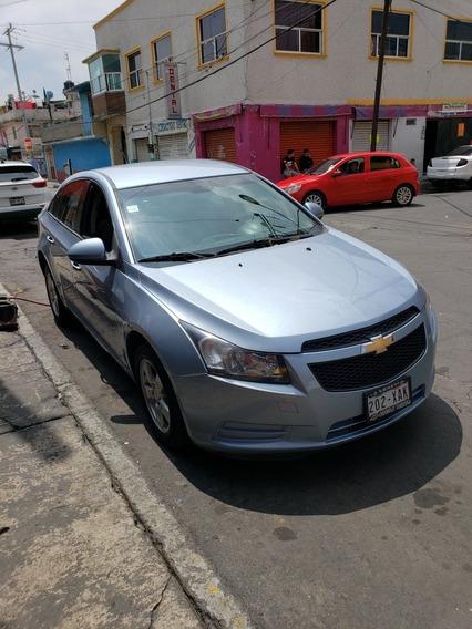 Chevrolet Cruze M 5vel Aa Mt 2010