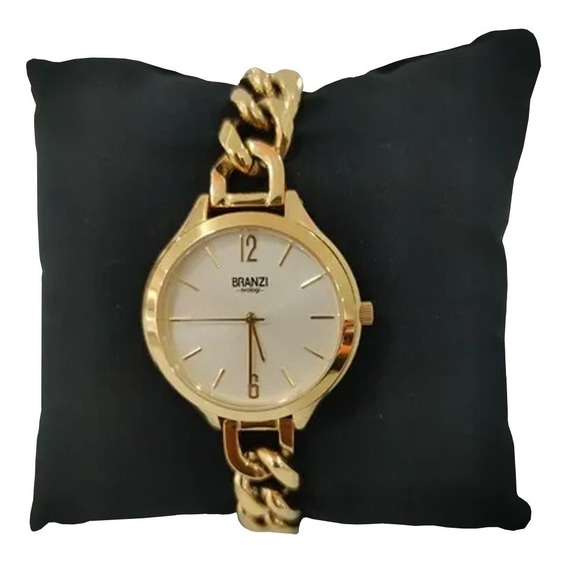 Reloj Branzi Mujer Color Oro -original-