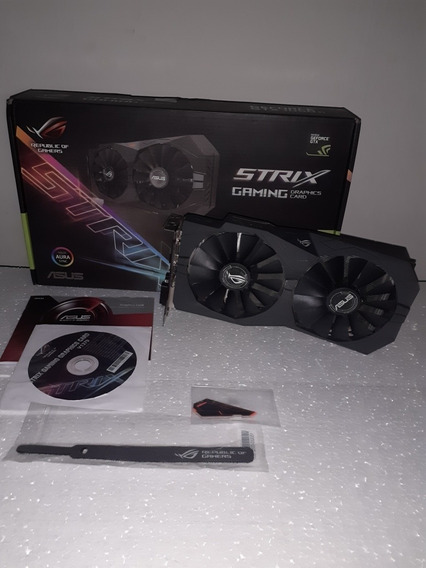 Placa De Video, Asus Geforce Gtx 1050ti Strix