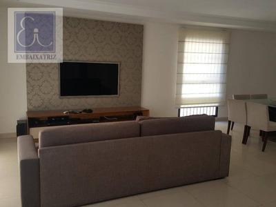 Apartamento Residencial À Venda, Vila Adyana, São José Dos Campos. - Ap0100