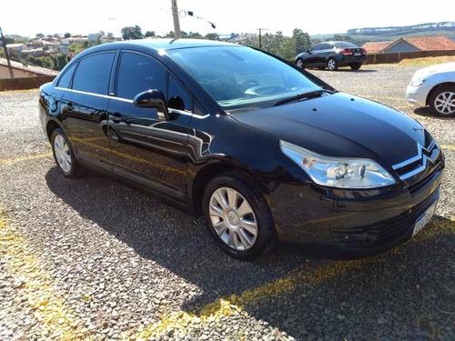 Citroën C4 Pallas 2009 2.0 Exclusive Flex Aut. 4p