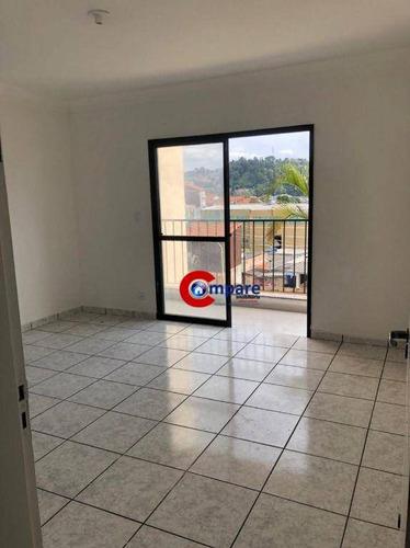 Imagem 1 de 25 de Apartamento Com 2 Dormitórios À Venda, 64 M² Por R$ 270.000,00 - Vila Rosália - Guarulhos/sp - Ap9755