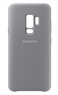 Capa Protetora Samsung Silicone Original Galaxy S9 Cinza