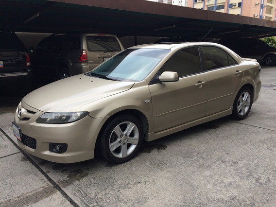 Mazda 6 Version Full Equipo