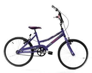 Bicicleta Rodado 20 Bmx And-es Niña Colores Vs