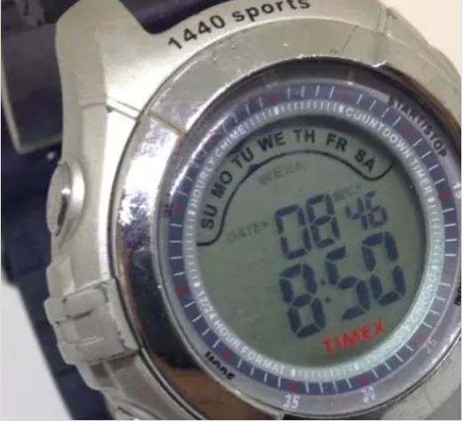 Relógio De Pulso Timex Masculino T10472 Webclock