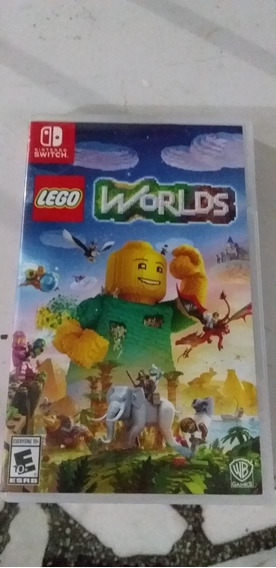 Lego Word Nitendo Swicht