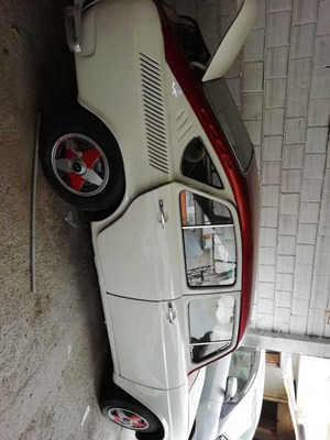Volkswagen Variant Tl 74