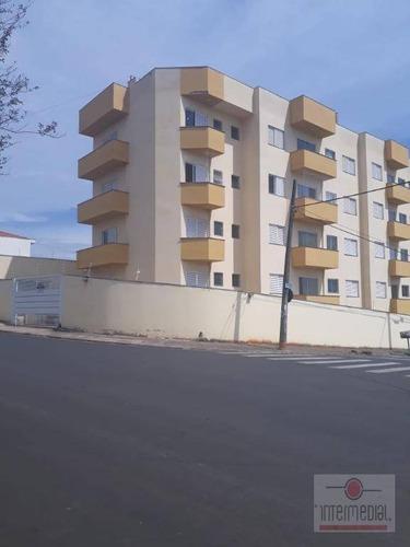 Apartamento Com 2 Dormitórios Para Alugar, 65 M² Por R$ 1.100,00/mês - Águia Da Castelo - Boituva/sp - Ap0524