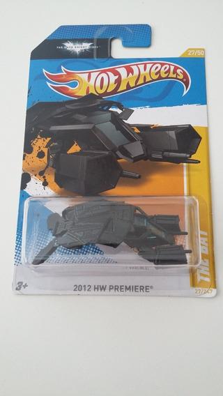 Hot Wheels Batman The Bat Aeronave 2012