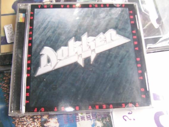 Dokken - The Very Best ..cd Ed Original Usa 1999 Abbey Road