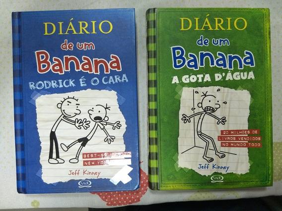 Livros Diário De Um Banana(a Goto D