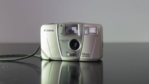 Câmera Analógica Canon Prima Bf-800