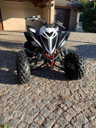 Imagen 1 de 14 de Yamaha Raptor 700