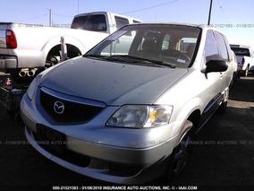Partes 2003 Mazda Mpv 3.0l Fwd At Partes
